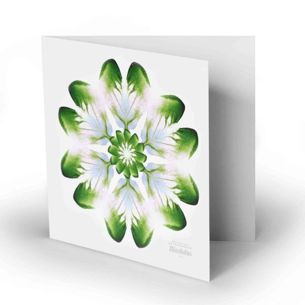 greeting card – Liberation of the heart